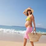 Совместить красоту и беременность можно