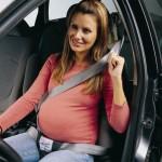 Безопасно ли вождение в период беременности?