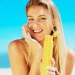 Кремы и косметика для беременных в жару