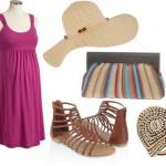 Что беременным носить летом