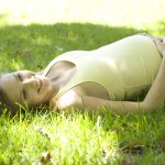 Беременность - лето, солнце, жара