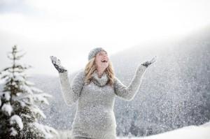Беременность зимой