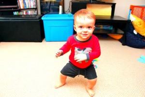 Развитие ребенка от 10 до 11 месяцев