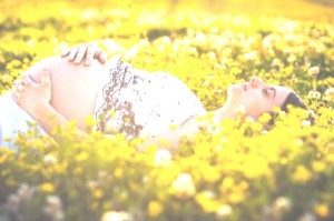 Беременность весной: будущее внутри вас