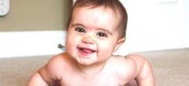 Развитие ребенка от 7 до 8 месяцев