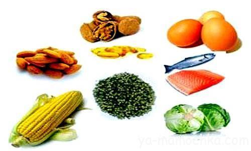 аллергия на пищевые продукты у ребенка