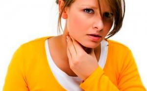 Что делать, когда болит горло во время беременности