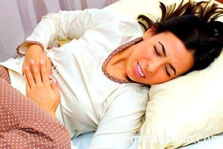 Холодный.живот при беременности