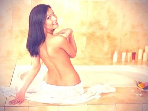 Водные процедуры и беременность: сауна, баня, принятие ванны