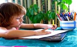 Ребенок и рисование: как помочь начинающему творцу