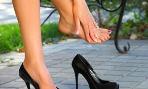 Высокие каблуки и шпильки во время беременности