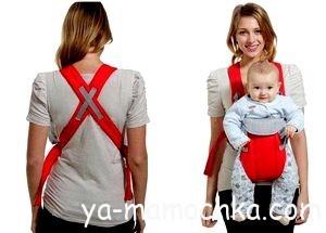 Рюкзак кенгуру переноски ребенка polar рюкзаки украина