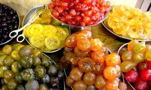 Варенье и консервированные фрукты при беременности