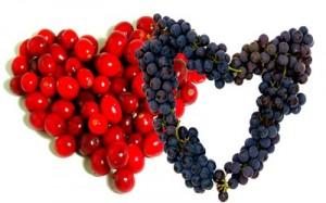 Ягоды при беременности: виноград и клюква