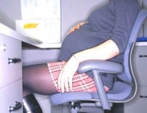Если беременной отказали в приеме на работу в Украине...