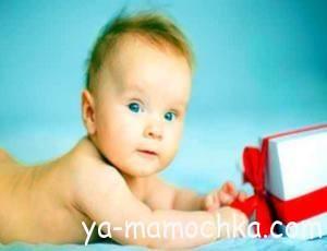 Что подарить новорожденному на Новый год или Рождество