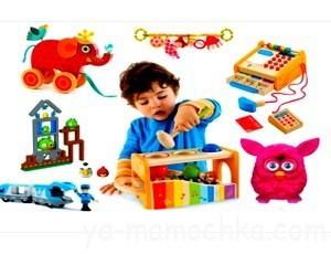 Что подарить ребенку от 1 до 5 лет на Новый год или Рождество