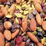 Орехи и семечки при грудном вскармливании