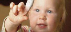 Что делать если ребенок порезался?