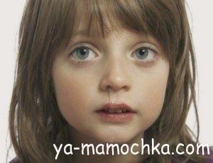 Насморк у детей от 3 до 7 лет - лечение