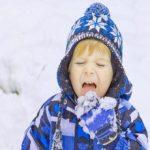 Ребенок замерз и простыл. Как определить и что делать?