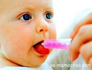 Грипп у ребенка — возрастом от 0 до 3 лет и старше