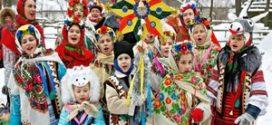 Сочельник и Рождество Христово в цикле зимних народных обрядов в Украине