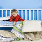 Организовываем спальное место для новорожденного