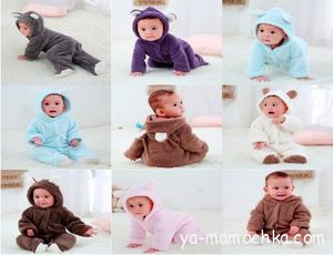 Осенняя одежда для детей: необходимая вам информация