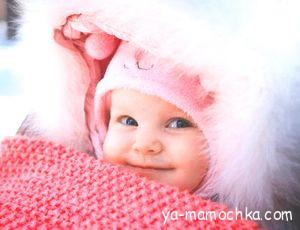 Зимняя одежда для деток старше 1 года