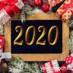 Всех с наступающим 2020 годом!